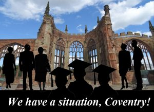 We have a situation, Coventry!